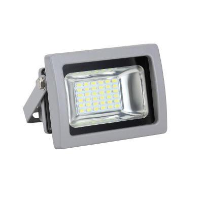 Прожектор светодиодный (09027) Uniel 10W 6500K ULF-S04-10W/DW цена