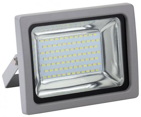 Прожектор светодиодный (09030) Uniel 30W 4000K ULF-S04-30W/NW настенный прожектор uniel s04 09030