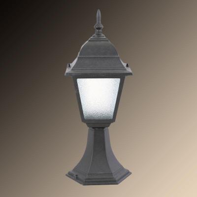 Уличный светильник Arte Lamp Bremen A1014FN-1BK наземный низкий светильник arte lamp bremen a1014fn 1bk