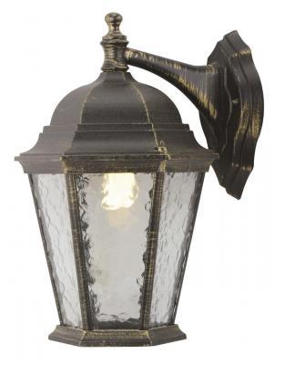Уличный настенный светильник Arte Lamp Genova A1202AL-1BN уличный настенный светильник arte lamp genova a1202al 1bs