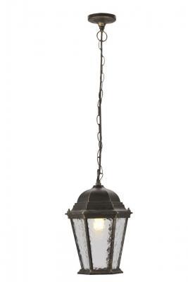 Уличный подвесной светильник Arte Lamp Genova A1205SO-1BN уличный подвесной светильник arte lamp genova a1205so 1bn