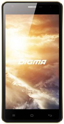 Смартфон Digma Vox S501 3G черный 5 4 Гб Wi-Fi GPS 3G VS5002PG планшет digma plane 1601 3g ps1060mg black