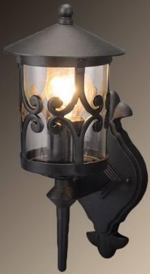 Уличный настенный светильник Arte Lamp Persia A1451AL-1BK