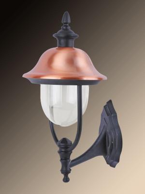 все цены на Уличный настенный светильник Arte Lamp Barcelona A1482AL-1BK