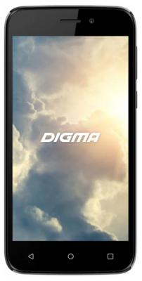 Смартфон Digma Vox G450 3G черный 4.5 8 Гб Wi-Fi GPS 3G 794884 361162 ps vita дешево 3g wi fi