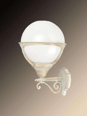 Уличный настенный светильник Arte Lamp Monaco A1491AL-1WG