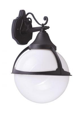 arte lamp уличный светильник arte lamp monaco a1496pa 1bk Уличный настенный светильник Arte Lamp Monaco A1492AL-1BK