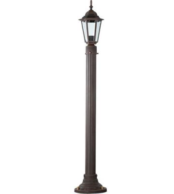 Уличный светильник Brilliant Crown 40285/06 catrice контур для глаз kohl kajal 040 white белый 1 1гр