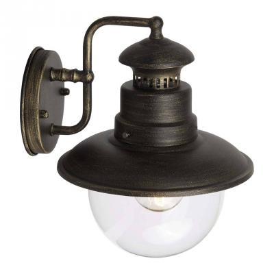 Уличный настенный светильник Brilliant Artu 96128/86 brilliant светильник настенный midi