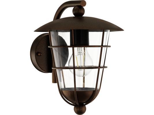 Уличный настенный светильник Eglo Pulfero 1 94855 серьги magia di gamma 94855