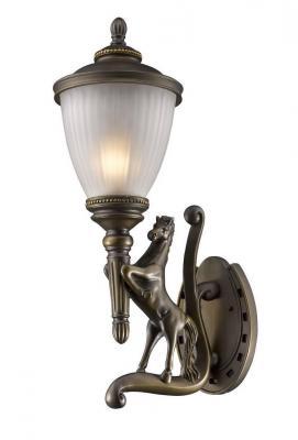 цена на Уличный настенный светильник Favourite Guards 1334-1WL