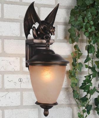 Уличный настенный светильник Favourite Guards 1338-1W favourite настенный светильник favourite wendel 1602 1w
