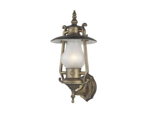 цена на Уличный настенный светильник Favourite Leyro 1496-1W