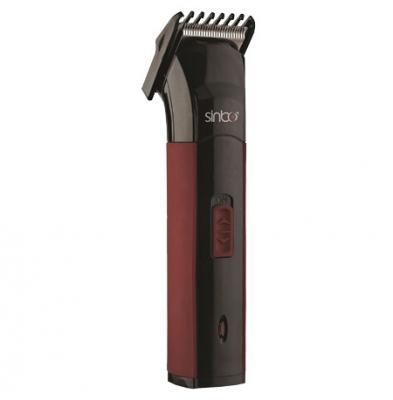 Триммер Sinbo SHC 4365 красный чёрный