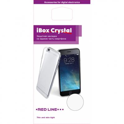 Накладка Red Line iBox Crystal для iPhone 6 iPhone 6S прозрачный УТ000007225 iphone 10