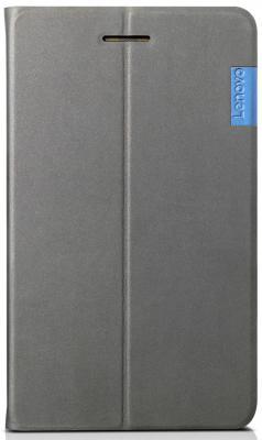Чехол Lenovo TAB3 7 Folio Case and Film серый ZG38C01054