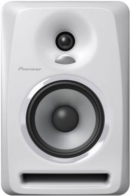 Акустическая система Pioneer S-DJ50X-W белый акустическая система pioneer s dj50x w белый 80 вт 50 20000 гц rca mdf 220v
