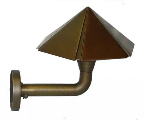цена на Уличный настенный светильник LD-Lighting LD-P0016 В Part-Light
