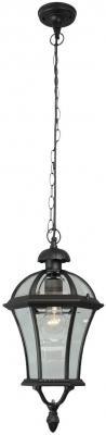 Уличный подвесной светильник MW-Light Сандра 811010301 уличный подвесной светильник mw light 811010301