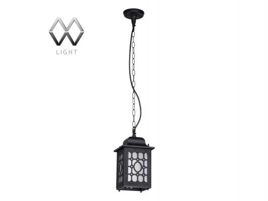 Уличный подвесной светильник MW-Light Глазго 815010301