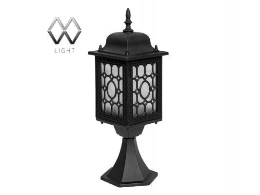 Уличный светильник MW-Light Глазго 815040501