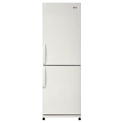 Холодильник LG GA-B379UQDA белый холодильник lg ga b409uqda белый