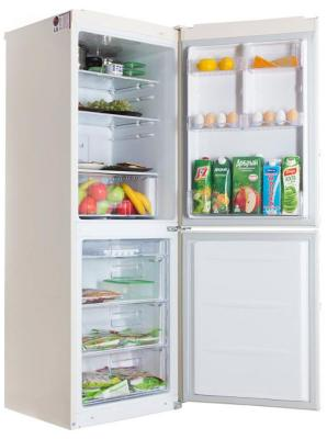 Холодильник LG GA-B379UEDA бежевый холодильник lg ga b409 ueda