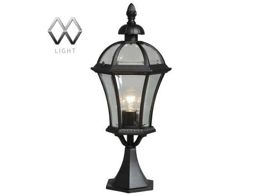 Уличный светильник MW-Light Сандра 811040201