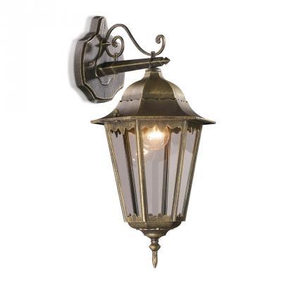 Уличный настенный светильник Odeon Lano 2320/1W настенный уличный светильник odeon 2312 lumi 2312 1w