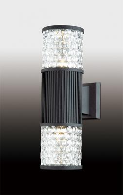 Уличный настенный светильник Odeon Pilar 2689/2W уличный светильник odeon light pilar 2689 1w