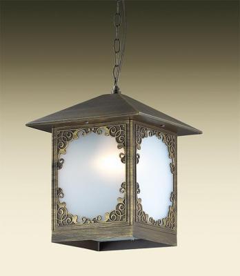 Уличный подвесной светильник Odeon Visma 2747/1 уличный светильник на столбе коллекция visma 2747 1a коричневый odeon light одеон лайт
