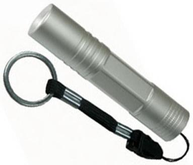 Ручной светодиодный фонарь Uniel (03248) от батареек 30 лм S-LD014-C Silver