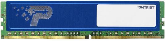 Оперативная память 8Gb  PC4-19200 2400MHz DDR4 DIMM Patriot PSD48G24002H