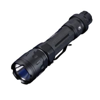 Ручной светодиодный фонарь Uniel (03813) от батареек 152х32 235 лм P-ML075-PB Black