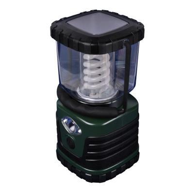 Кемпинговый энергосберегающий фонарь Uniel (03816) от батареек 122х122 13 лм TL091-B Green