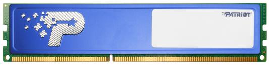 Оперативная память 16Gb PC4-17000 2133MHz DDR4 DIMM Patriot PSD416G21332H оперативная память 16gb pc4 17000 2133mhz ddr4 dimm ecc samsung original m393a2g40eb1 cpb0q