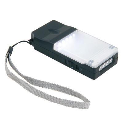 Автомобильный светодиодный фонарь Uniel (08347) от батареек 99х46 10 лм S-CL013-C Black