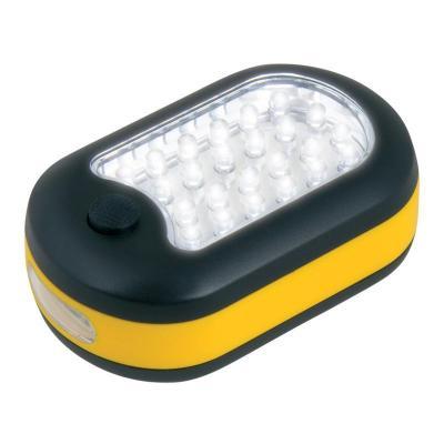 метеостанция uniel uad 63 Автомобильный светодиодный фонарь Uniel (08354) от батареек 97х63 S-CL014-C Yellow
