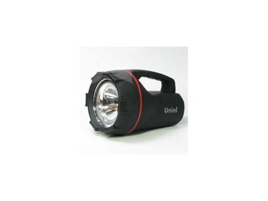 Фонарь-прожектор светодиодный Uniel (08423) аккумуляторный 140 лм S-SL018-BA Black