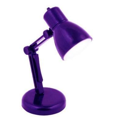 Фонарь на прищепке Uniel (UL-00000195) от батареек 105х38 30 лм S-KL019-B Purple uniel s kl019 b black replica