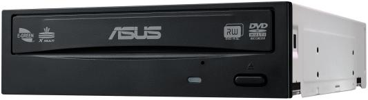 Привод для ПК DVD±RW ASUS DRW-24D5MT/BLK/B/AS oem оптический привод dvd rw asus drw 24d5mt blk b as внутренний sata черный oem