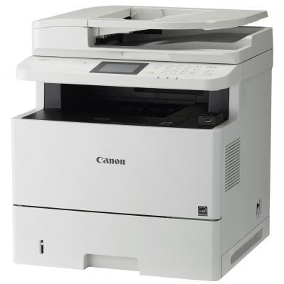 МФУ Canon i-SENSYS MF512x ч/б A4 23ppm 1200x1200 USB 0292C010