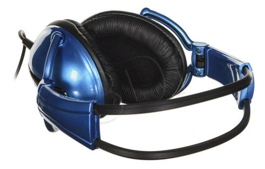 Наушники Lenovo Headset P723N синий GXD0G81528 lenovo наушники lenovo lenovo headset p950n