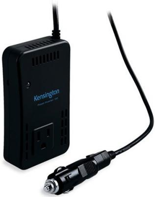 Купить со скидкой Автомобильный инвертор напряжения Kensington Ultra Portable Power Inverter 150 150Вт 33362EU