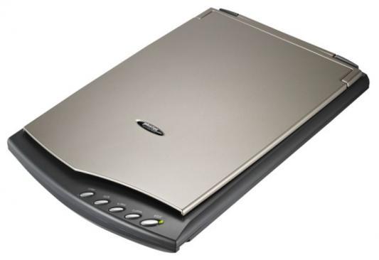 Сканер Plustek OpticSlim 2610 планшетный А4 1200x1200 dpi CIS USB 0269TS