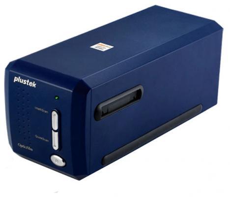 Слайд-сканер Plustek OpticFilm 8100 7200x7200 dpi CCD USB 0225TS сканер plustek opticfilm 8200i ai