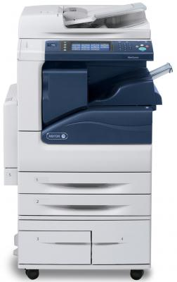 МФУ Xerox WorkCentre 5325 ч/б A3 25ppm 1200x1200dpi USB Ethernet 2 лотка тумба белый