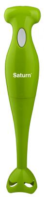 Блендер погружной Saturn ST-FP0046 200Вт зелёный