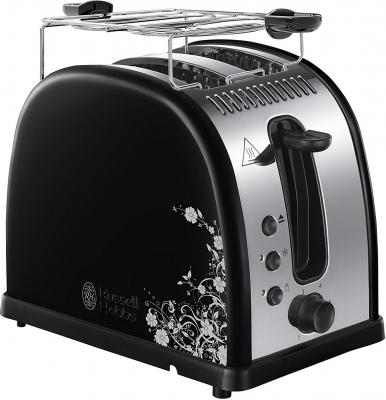 Тостер Russell Hobbs 21971-56 Legacy Floral чёрный russell hobbs 20682 56 legacy red кофеварка