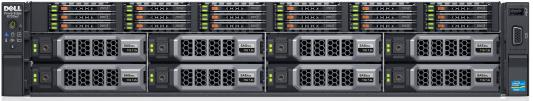 Сервер Dell PowerEdge R730XD 210-ADBC-67 сервер dell poweredge r730xd 210 adbc 123
